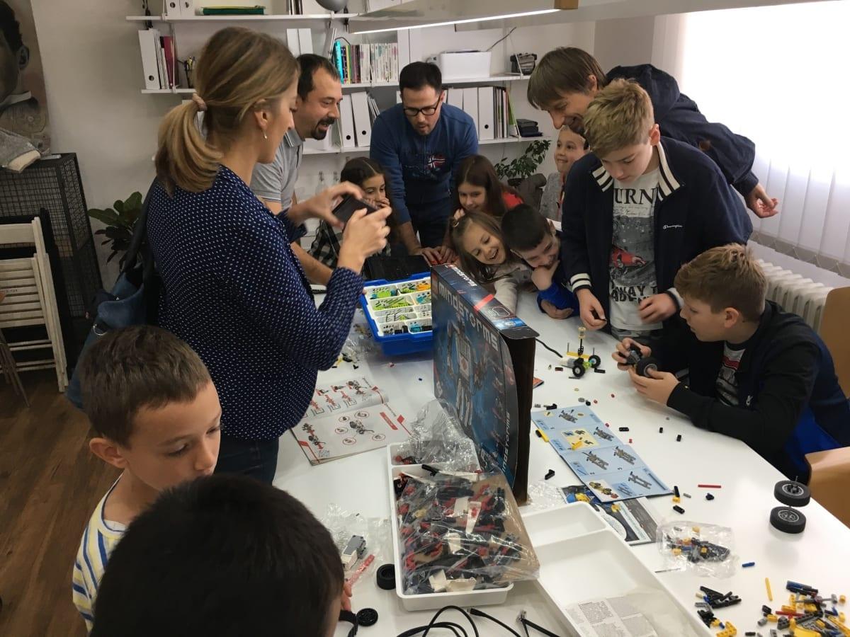 Radionica o robotici namenjena najmlađima